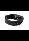 Droy okosóra fekete színben -testhőmérséklet, szívritmus, aktivitás mérése
