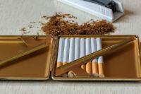 cigarettatárca