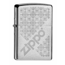 200 60000036 Zippo öngyújtó Logo Pattern 3