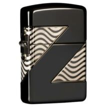 49194 Zippo Öngyújtó Black Ice sznben 2020 Collectible of the Year 49194