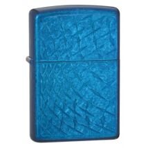 28341 Zippo öngyújtó kék színben -Jeges gyémánt
