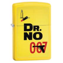 29565 Zippo öngyújtó, sárga színben - Dr No