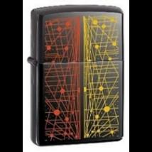 20610 Zippo öngyújtó Black ice színben - Electronite