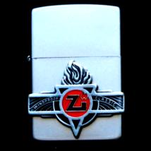561 Zippo öngyújtó Satin Chrome -WINDPROOF CLASSIC