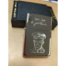 Zippo öngyújtó, fényes ezüst színben - Dwight David Eisenhower