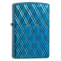 29964 Zippo öngyújtó, Armor® High Polish Blue Diamonds