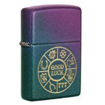 49399 Zippo öngyújtó -Lucky Symbols Design