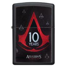 218 60003905 Zippo öngyújtó Assassin's Creed 10 Years
