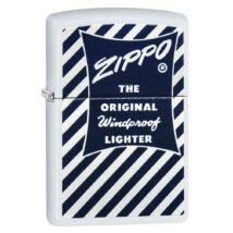 29413 Zippo öngyújtó Blue & White