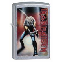 29575 Zippo benzines öngyújtó króm színbe - Iron Maiden