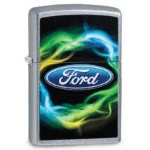 29752 zippo öngyújtó chrome színben Ford logóval