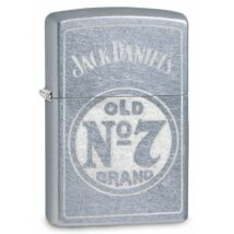 29757 Zippo öngyújtó, utcai csiszolt, Jack Daniels