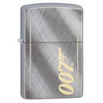29775 zippo öngyújtó, diagonál alapon, James Bond 007