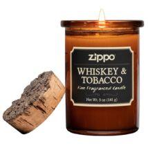 70015 Zippo illatgyertya, whiskey&tobacco