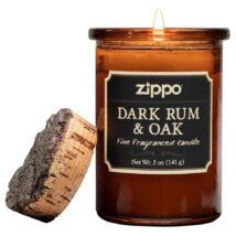 70016 Zippo illatgyertya, Dark Rum&oak
