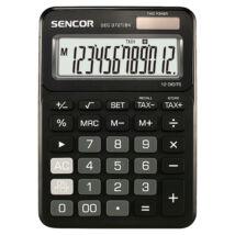 SEC 372T/BK Sencor asztali számológép
