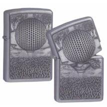 21029 Zippo öngyújtó,ezüst színben - 19TH HOLE