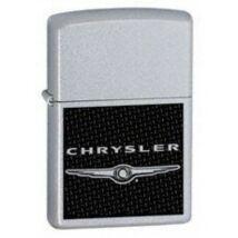21100 Zippo öngyújtó csiszolt ezüst színben - CHRYSLER