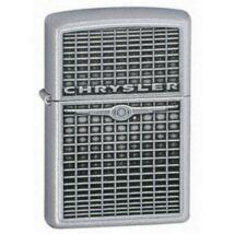 21232 Zippo öngyújtó, matt ezüst színben - CHRYSLER hűtőrács