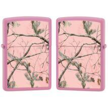 28078 Zippo öngyújtó,matt rózsaszín terepmintás színben - REALTREE