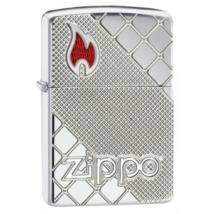 29098 Zippo öngyújtó, polírozott króm kivitelben - Armor
