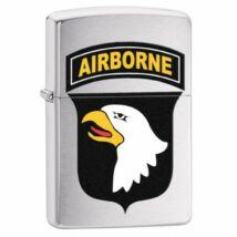 29185 Zippo öngyújtó, Fényes ezüst színű - Légierő