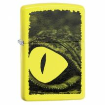 29414 Zippo öngyújtó, Neon sárga színű - Sárkányszem