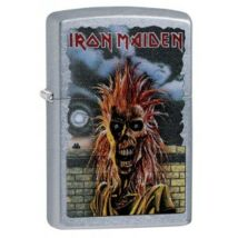 29433 Zippo öngyújtó, utcai csiszolt kivitel - Iron Maiden
