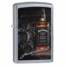 29570 Zippo öngyújtó, utcai csiszolt kivitelben - Jack Daniel's
