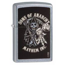 29582 Zippo öngyújtó Sons of Anarchy, koponya
