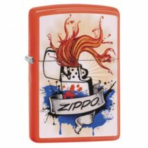 29605 Zippo öngyújtó Neon narancssárga - Zippo
