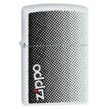 29689 Zippo öngyújtó, Matt fehér - Zippo logóval