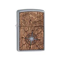Zippo Öngyújtó, WOODCHUCK USA Compass 49055