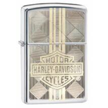 29779 Zippo öngyújtó selyemfényű matt, Harley-Davidson®