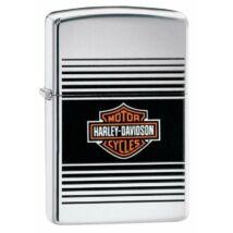 49064 Zippo öngyújtó polírozott króm,  Harley-Davidson®
