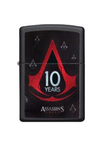 218 60003905 Zippo öngyújtó Assassin's Creed 10 Years