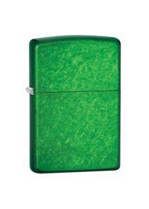 24840 Zippo öngyújtó, zöld szinben
