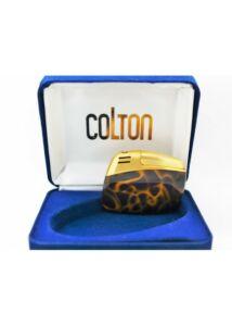 C2034 Colton öngyújtó, bézs-arany színű, Utolsó darab
