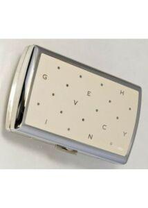 GC3-0006 Givenchy elegáns cigaretta tartó 10 szálhoz