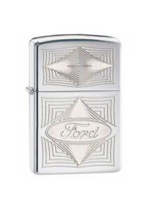 28625 Zippo öngyújtó, ezüst színben - Ford