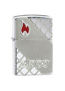 29098 Zippo öngyújtó, polirozott króm kivitelben - Armor
