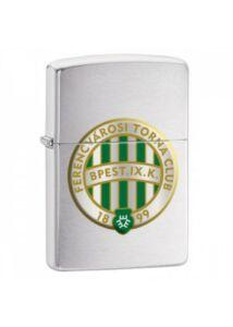 200 Zippo öngyújtó Csiszolt Króm - FTC logó