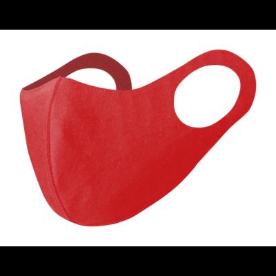 Fent arcmaszk gyermekeknek -piros