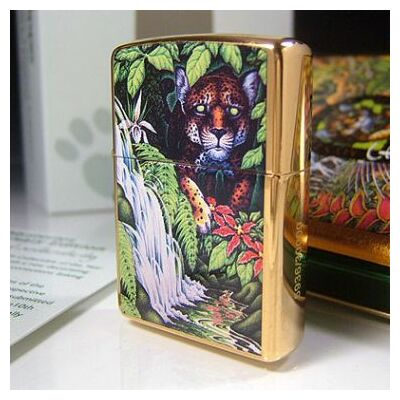21110 Zippo mysteries of the forest 10th anniversary