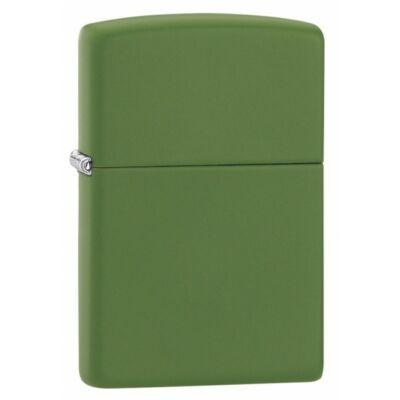 228 Zippo öngyújtó, zöld színben