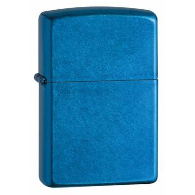24534 Zippo öngyújtó,kék színben