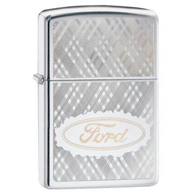 29892 Zippo öngyújtó Polírozott króm - Ford