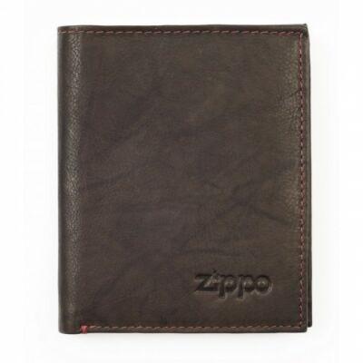2005121 Zippo bőr függőleges pénztárca