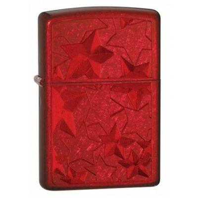 28339 Zippo öngyújtó, piros színben - Candy Red