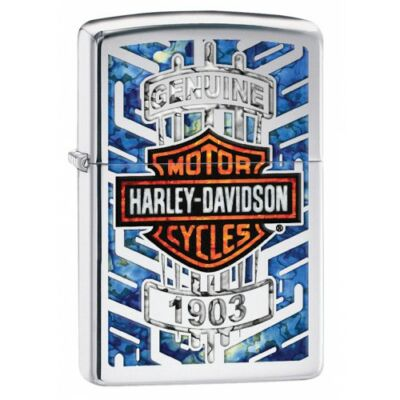 29159 Zippo öngyújtó- Harley-Davidson Genuine Motor